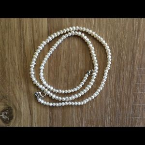 """Strand of pearls 18"""""""